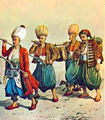 Ottoman Officials The Ottoman Empire Was In Decline In The Eighteenth Century This