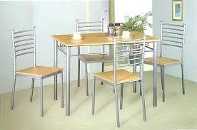 table de cuisine chaises table cuisine 4 chaises hypnotisant ensemble table et chaise de