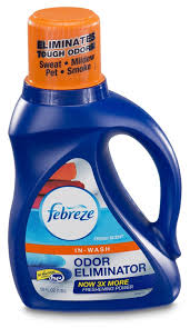 Perspiration Odor Removal From Clothes Amazon Com Febreze In Wash Laundry Odor Eliminator Fresh Scent