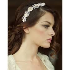 bijoux tete mariage serre tête headband bijoux de tête strass coiffure mariée