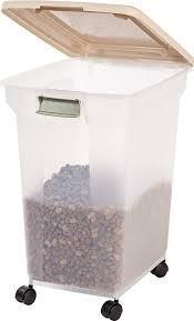 Clothes Storage Containers by Pet Supplies Iris Premium Airtight Pet Food Storage Container