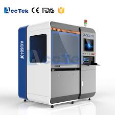 akj6040f small fiber laser cutting machine metal laser cutting