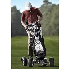 the ride on golf cart scooter hammacher schlemmer
