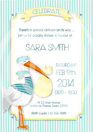 stork baby shower stork baby shower party printables invitations birdsparty