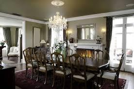 Odeon Crystal Chandelier 126 Custom Luxury Dining Room Interior Designs