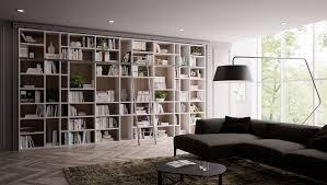 Librerie Bifacciali Ikea by Soggiorni Moderni Componibili Soggiorno Modulare Giessegi
