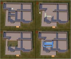 mod the sims tutorial basements and foundations with pictures