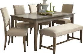 lark manor amity 6 piece dining set u0026 reviews wayfair