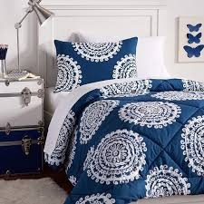 Queen Size Bed Comforter Set Bedroom Elise Twin Comforter Set Blue Chevron Free Shipping Xl