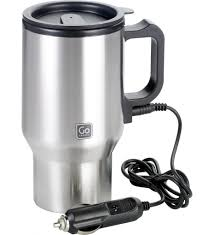 heated coffee mug heated mug appliances electricals