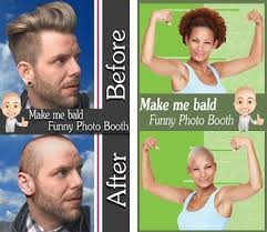 make me bald apk make me bald photo booth apk version 1 6