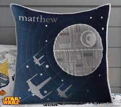 star wars millennium falcon quilted bedding pottery barn kids