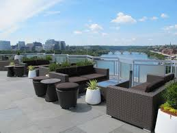 the watergate hotel u0027s new rooftop bar has some of the best views