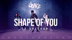 dur du si e d al ia shape of you ed sheeran choreography fitdance
