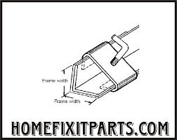 Bed Frame Clamp Furniture Parts Hardware