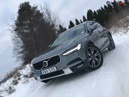 ab volvo v90 cross country