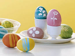 Natural Easter Table Decorations by Easter Fun With Bandit Bandit Tape Gun Bandit Tape Gun