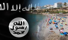 isis target black friday spain holiday terror threat isis fanatic calls on muslims to