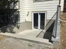 project gallery walkout basements by sennett windows