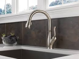 delta leland kitchen faucet leland kitchen collection delta faucet