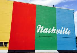 Nashville Flag The Murals Of Nashville Happily Thirty Something