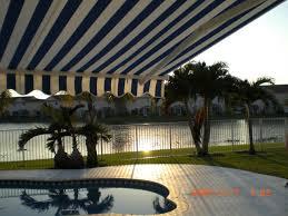 Awnings Fort Lauderdale Retractable Awnings Ft Lauderdale U0026 Awnings West Broward Yahan
