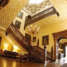 arley hall a stately home arley hall gardens grand staircase at arley