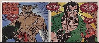 Doom Guy Meme - doom s got a reference to a comic book meme from 1996