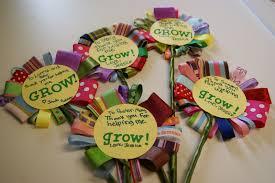 Teacher Halloween Gifts Michelle Paige Blogs Teacher Appreciation Ribbon Flowers