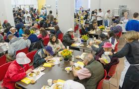 thanksgiving more than a meal at union gospel mission