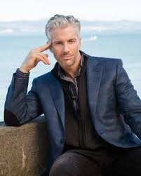 looking with grey hair perfect grey white undercut hairstyle mens hair dye pinterest