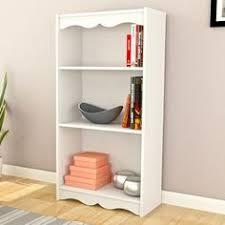 Kidkraft Avalon Tall Bookshelf White 14001 72 U0027 Tall Bookcase In Frost White Home Office Furniture Office
