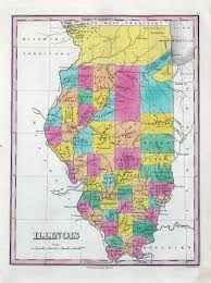 Illinois State Campus Map by 219 Old Maps Illinois State Panoramic Genealogy History Teaching