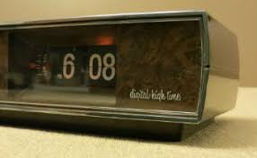 Clock That Shines Time On Ceiling by Digital High Time Ceiling Alarm Clock Model 7661 Flip Clock Fans