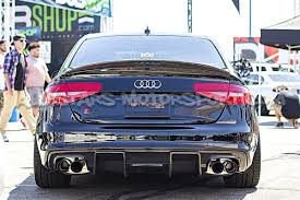 audi s4 exhaust armytrix catback exhaust system for audi s4 b8