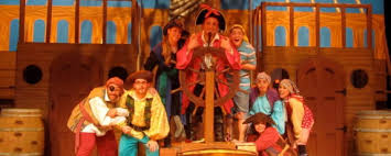 review of how i became a pirate from tykes theatre at the jcc