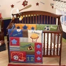 Sports Theme Crib Bedding Baby Boy Sports Crib Bedding Sets Foter