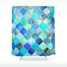 Aqua Blue Shower Curtains Blue Shower Curtains Blue Mist Snowfall Shower Curtain