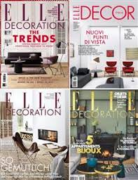 Interior Design Magazine Subscriptions by Buy Elle Decor Italy Magazine Subscription At Magazine Cafe