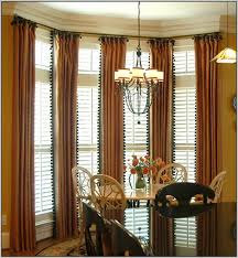 curtains and blinds together decorate the house with beautiful