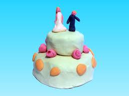 pate a modeler cuisine de mariage en pâte à modeler pour le défi cuisine immangeable