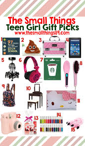 list teenage gift guide teenage gifts