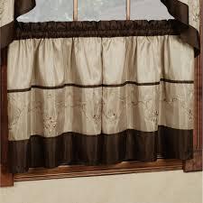 Kitchen Curtains Design by Home Accessories Cute Kitchen Curtains Design With Marburn Curtains