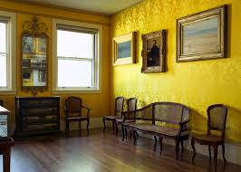 yellow room thomas wilmer dewing dan shepelavy