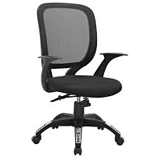 amazon com modway scope office chair kitchen u0026 dining