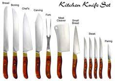 what kitchen knives do i need kitchen knife set spend the money and get a set my