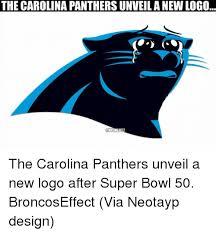 Funny Panthers Memes - the carolina panthers unveilanew logo emez the carolina panthers