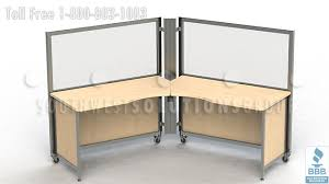 Portable Office Desks Mobile Office Workstations Benching Systems Portable Cubicles