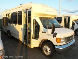 2006 ford econoline e450 bus item l4338 sold october 26