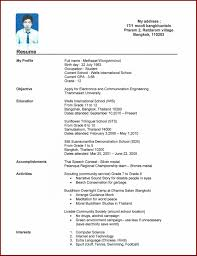 Building A Professional Resume Bongdaao Com Just Another Resume Examples
